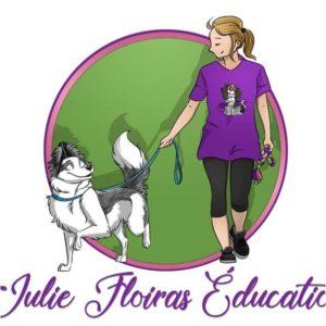 Julie Floiras éducateur canin Troyes